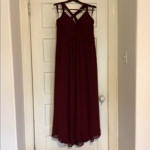Morilee by Madeline Gardner Floor Length Dress